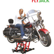 The safest Motorcycle Jack from FLYJACK