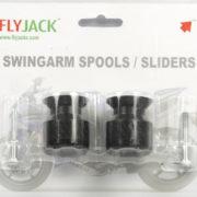 carbon fiber spools 6mm