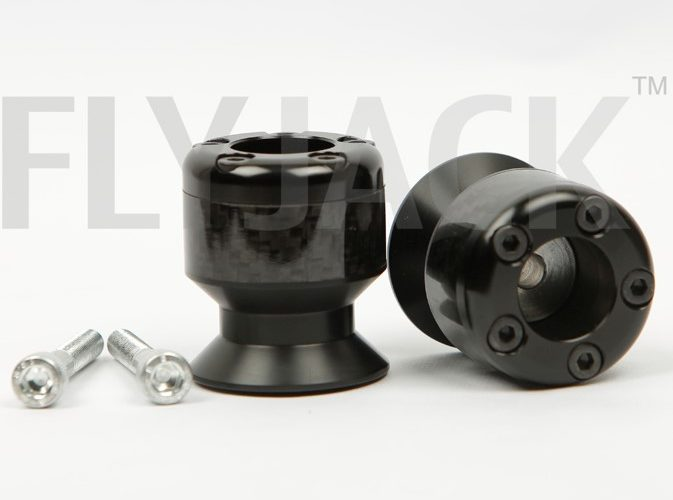 carbon fiber swing arm spools 6mm