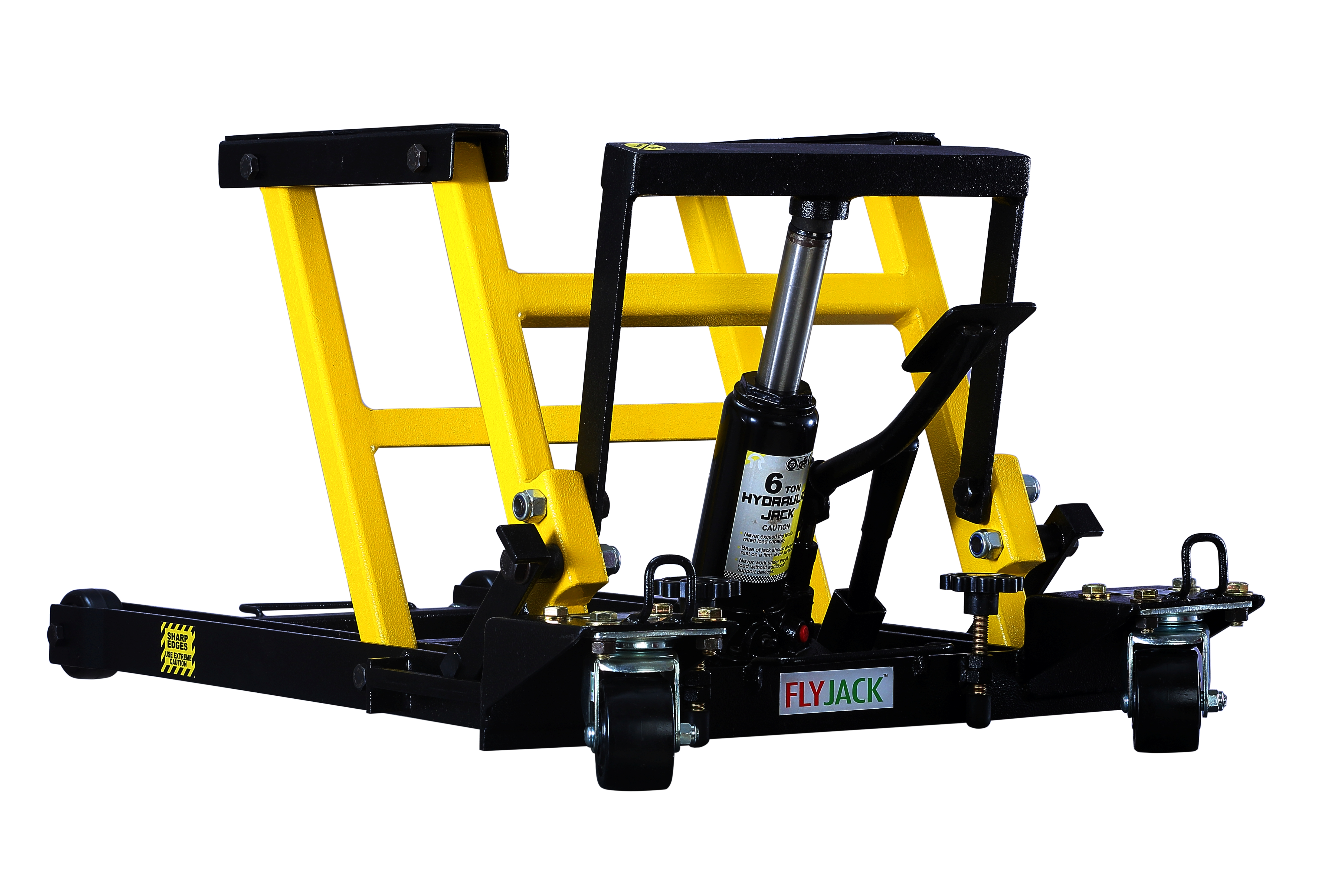 Best Motorcycle Lift : Flyjack the world s best motorcycle lifts accessories